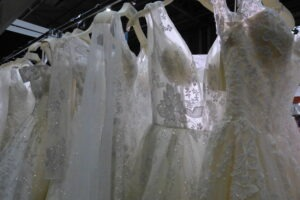 How to choose the bride's dress